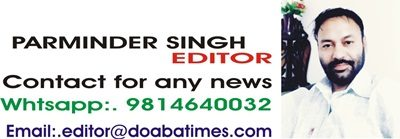 CANADIAN DOABA TIMES
